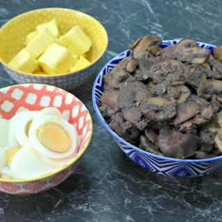 Chicken Liver Pate.