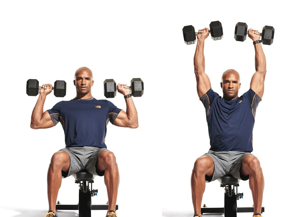 top-weight-gain-exercises-dumbbell-overhead-press