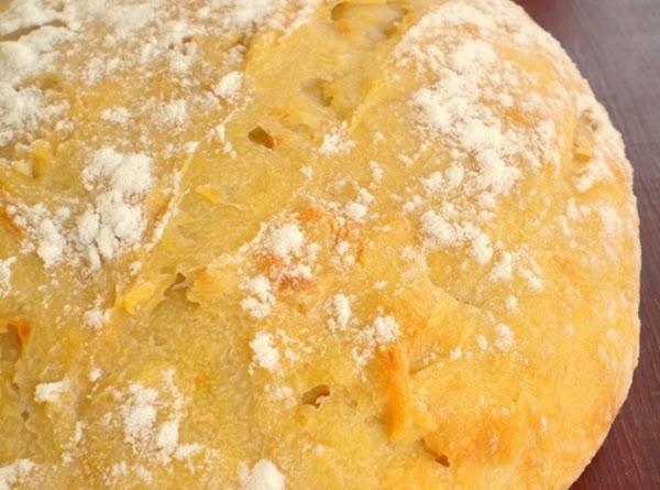 5 Minute No Knead Artisan Bread Recipe