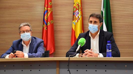 El delegado del Gobierno en Andalucía, positivo por covid