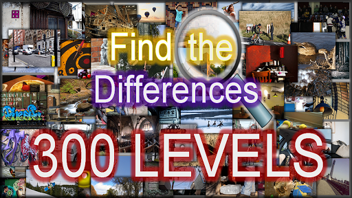 Find the differences 300 level for PC