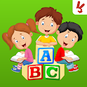 Learn alphabet & letters for kids icon