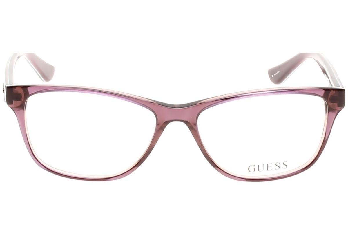 ccc83458fc0b1b Buy Guess GU2513 C53 081 (shiny violet   ) Frames   opti.fashion