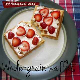 Whole-grain Waffle