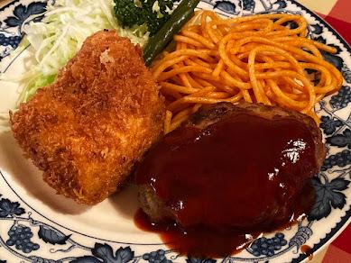 【洋食グルメ】赤坂で間違いないウマイ洋食を食べるならココなのでは? ガチで昔ながらの河鹿