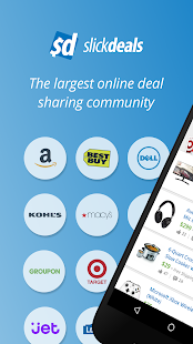 Slickdeals: Coupons & Shopping - náhled