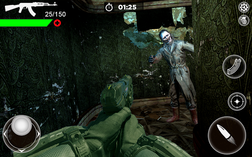 Evil Granny & Kids Horror Game apktram screenshots 6