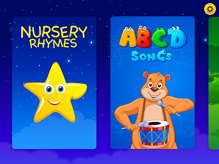 Nursery Rhymes & Kids Games screenshot 05
