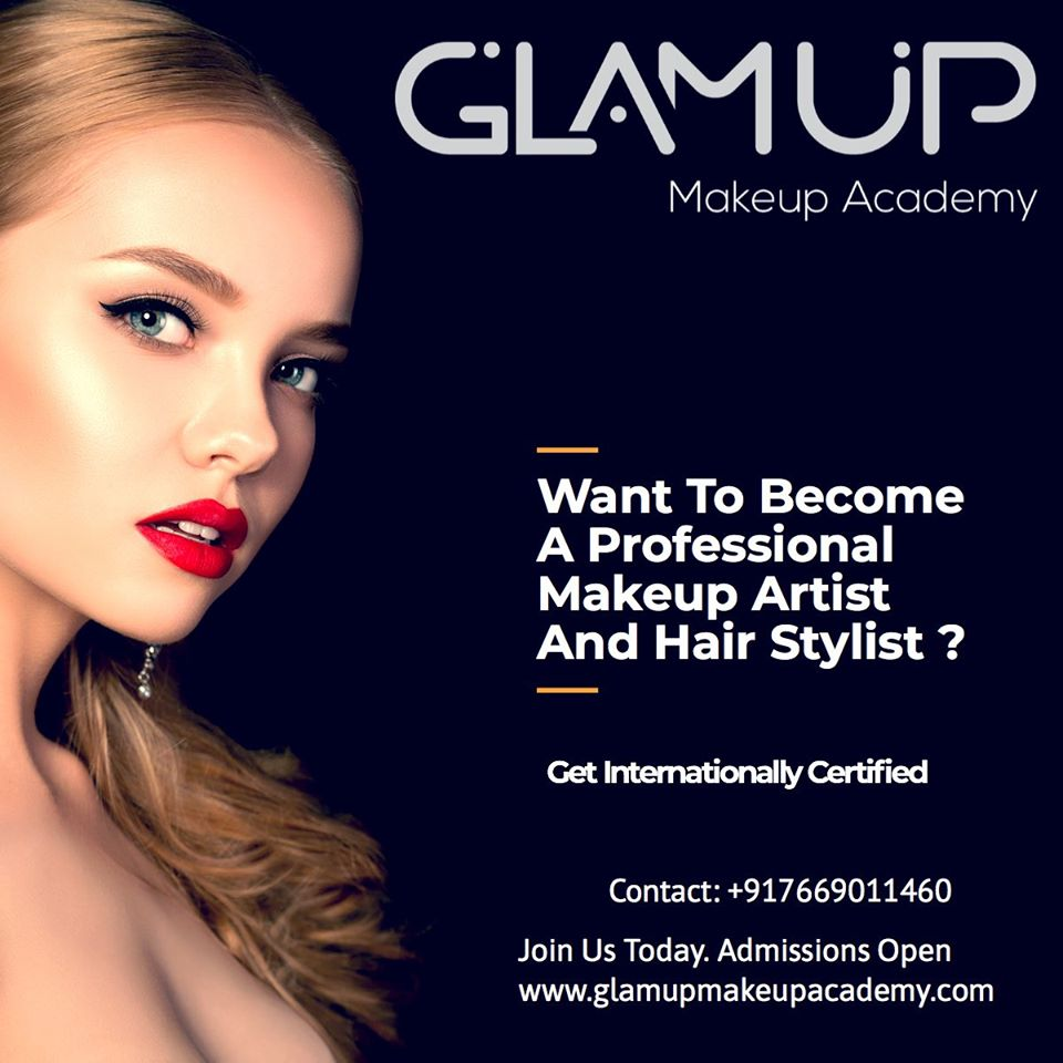 best Makeup artist course in Delhi