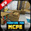 Furniture Mod For MCPE` icon