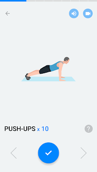 Home Workout - No Equipment APK screenshot thumbnail 3