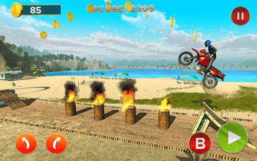 Download Tricky Bike Stunt Crazy Master: Motorbike Stunt 3D Google