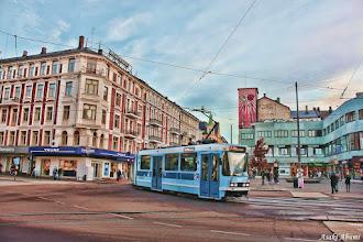 Photo: Majorstuen in Oslo, Norway