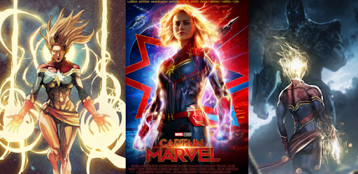 Descargar Captain Marvel Movie Wallpaper Collection Hd Para