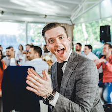 Wedding photographer Olga Shevchenko (BEZMATA). Photo of 29.08.2017