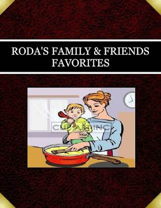 RODA'S FAMILY & FRIENDS FAVORITES