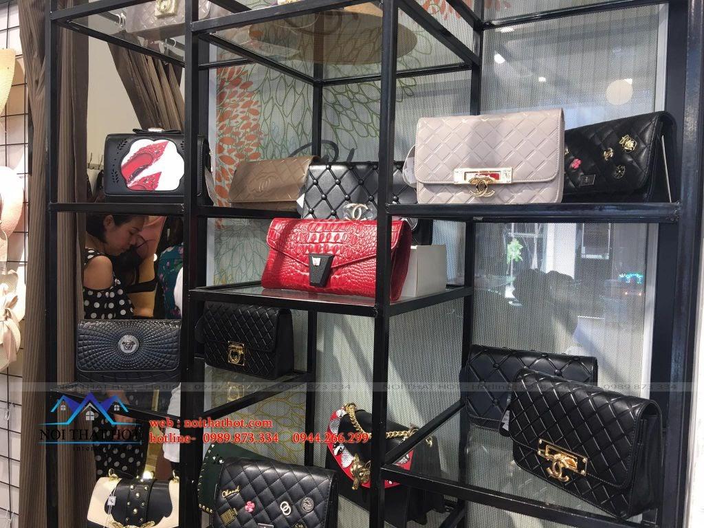 thiết kế shop thời trang nữ đa dạng