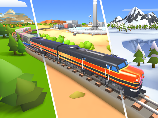 Train Station 2: Rail Tycoon & Strategy Simulator android2mod screenshots 5