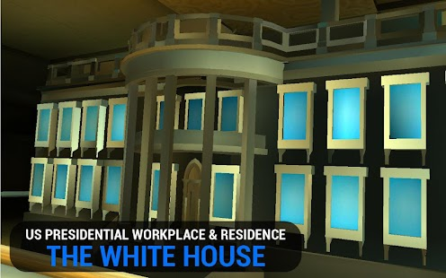 3D White House Gallery VR- screenshot thumbnail