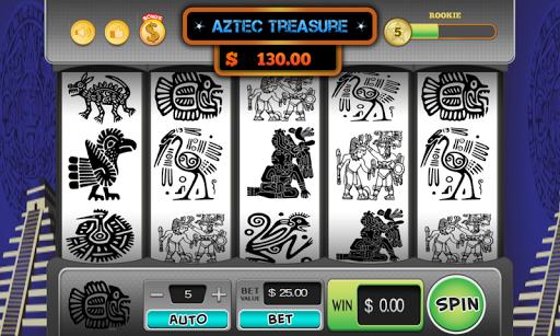 Aztec Treasure Slots