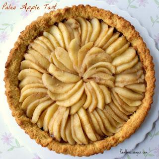 Paleo Apple Tart (SCD, GAPS)