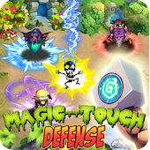 Magic Touch : Heroes Defense Castle