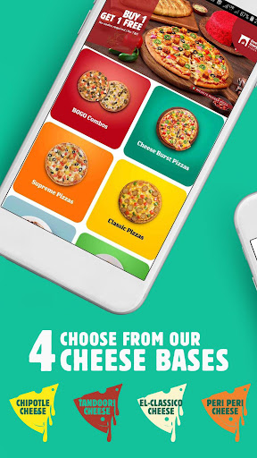Oven Story Pizza - Order Pizza Online 1.1.12 Screenshots 4