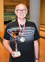 Photo: Senioren Einzel-Herren – 1. Platz: Franz Kocis