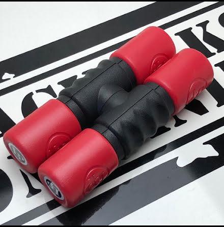 LP Loud Twist Shaker - LP441T-L - Röd