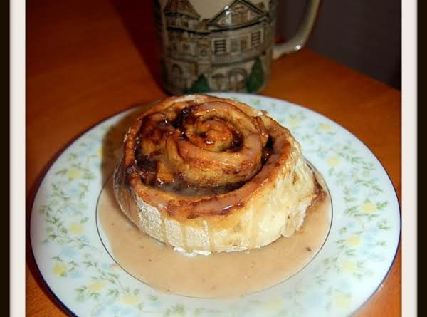 Delicious Apple Cinnamon Rolls Recipe