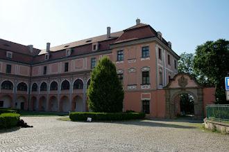Photo: Pałac Żerotinów.