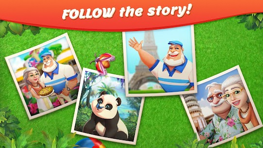Tropical Forest Mod Apk 2.14.1 (Free Shopping) 5