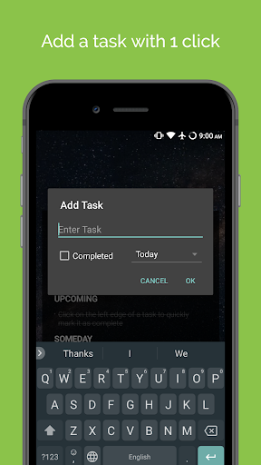 Stuff - Todo Widget (To-do List & Notes) 3.7.4 screenshots 2