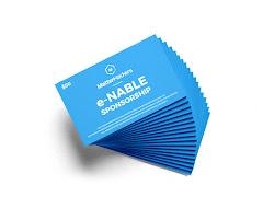 $100 e-NABLE Sponsorship