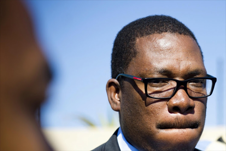 Gauteng MEC for Education Panyaza Lesufi.