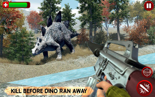 Wild Jungle Dino Hunting 3d 1.2 screenshots 4