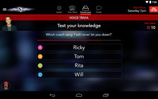 The Voice UK screenshot 13