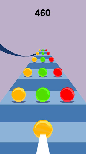 Color Ball Road - Twisty Tube  screenshots 3