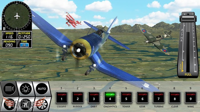 Flight Simulator 2016 HD- screenshot