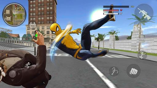 Spider Rope Gangster Hero Vegas screenshot 2