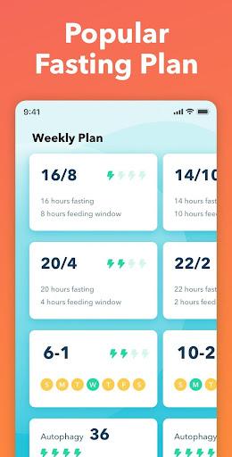 Fasting App - Fasting Tracker & Intermittent Fast screenshot 4