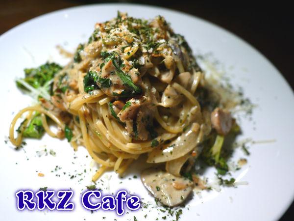 RKZ Cafe-料理跟服務都不是我的菜(西門町)