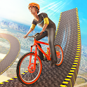 Extreme BMX Cycle Stunts Impossible Tracks icon