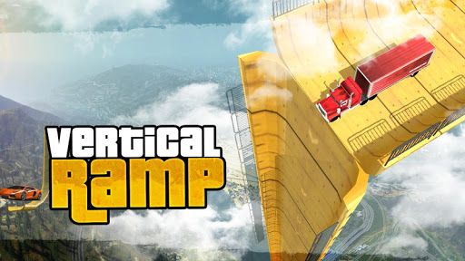 Vertical Ramp Impossible 3D apkpoly screenshots 5