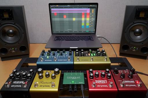 Strymon Conduit MIDI hub: Simple smart control for your stompboxes