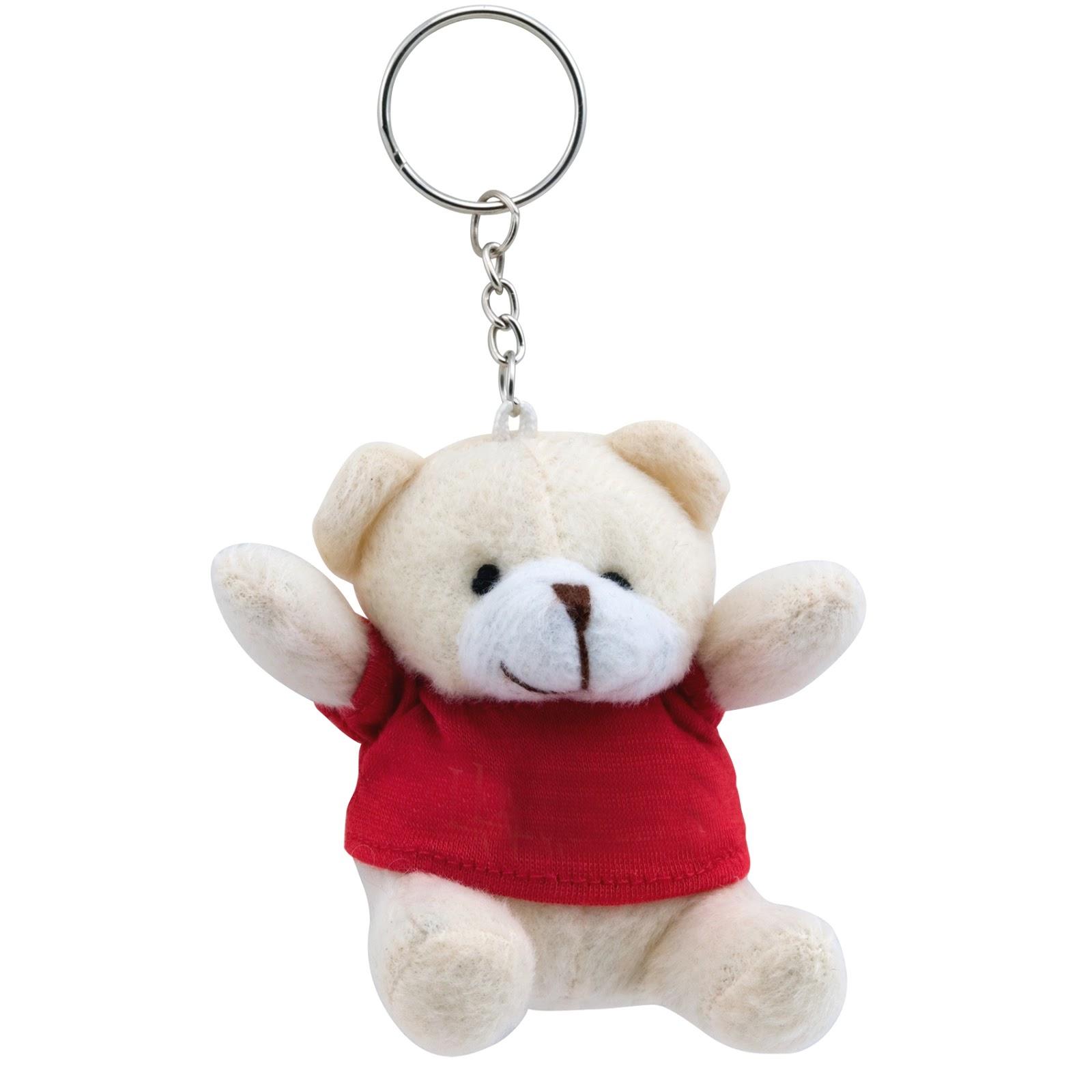 Teddy Bear Keyrings