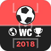 2018 World Soccer Cup Live Scores