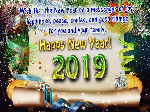 Happy New Years 2019 Greeting Card Apk Download Apkpure Co