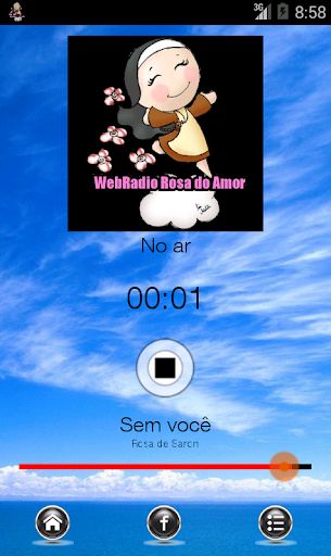 Web Rádio Rosa do Amor