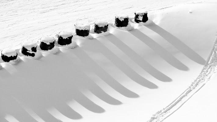 Un pianoforte sulla neve di Simona Ranieri